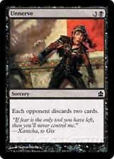 UNNERVE Commander 2011 MTG Black Sorcery Com