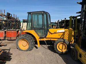 JCB 940, 8,000# Rough Terrain Forklift for parts!!!