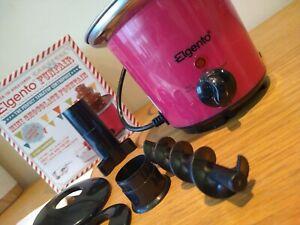Mini 3 Tier Chocolate Fountain by Elgento