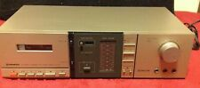Vintage Pioneer Stereo Cassette Tape Deck Player Model #CT-4 Dolby 16 Watts 120v