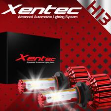 XENTEC LED Headlight Conversion kit H13 9008 6000K for Nissan NV200 2013-2016