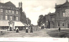 Epsom. Station Road by Holt, Sutton & Carshalton.