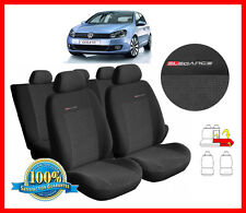 Tailored seat covers for Volkswagen Golf Mk6   2008 - 2013  FULL SET grey1 (205)