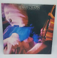 HARRY CHAPIN - GREATEST STORIES LIVE [LP vinyl ELEKTRA SE 6003, 1976]