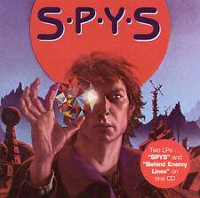 SPYS - Spys: Behind Enemy Lines - CD - **BRAND NEW/STILL SEALED**