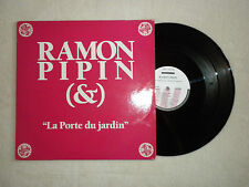 "MAXI RAMON PIPIN ""La porte du jardin"" NEW ROSE 420405 µ"