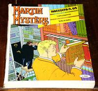 MARTIN MYSTERE RACCOLTA N. 62 Supplemento al n. 135 giugno 1993 Bonelli
