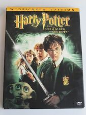 Harry Potter and the Chamber of Secrets (DVD, 2003, 2-Disc Set, Widescreen)
