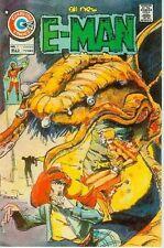 E-man # 7 (Joe Staton, John Byrne) (Charlton USA, 1975)