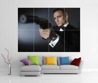 JAMES BOND 007 SKYFALL DANIEL CRAIG GIANT WALL ART PRINT PICTURE POSTER H44
