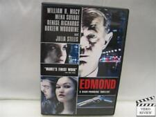 Edmond * Dvd * Widescreen * William H. Macy