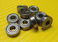 605 QTY 2 5x14x5 mm POM Nylon Plastic PRECISION Ball Bearing Bearings 5*14*5