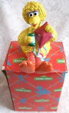 Sesame Street Big Bird Ceramic Figure, 1994, MIB! Enesco, Jim Henson