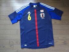 SALE!! Japan #6 Uchida 100% Original Soccer Football Jersey L 2012 Home USED