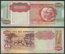 ANGOLA - 10000 Kwanzas 4.2.1991 UNC Pick 131b