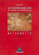 Aufgabensammlungen Mathematik: Aufgabensammlung Mathemat... | Buch | Zustand gut