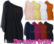 Chiffon Petite Dresses without Pattern for Women