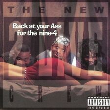 2 Live Crew - Back At Your Ass For The Nine - NEW CD
