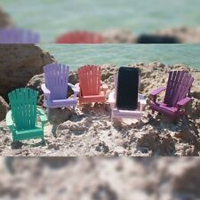 Adirondack chair cell  phone stand, please specify your color choice.