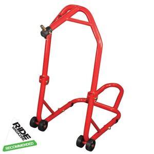 Biketek Motorcycle Motorbike Front Steering Head Stand 5 Pin Adaptor Kit