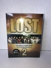 Lost - Complete 2nd Season - Extended Experiencew/bonus features 7-disc DVD set