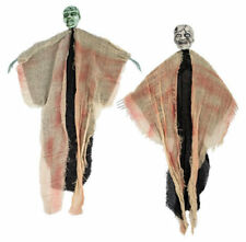 Halloween Decorations Scary Decor Hanging Zombie ~ Set of 2