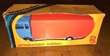 VINTAGE PRODUCTION SABLON MERCEDES  TRANSPORT TRUCK NEW IN BOX