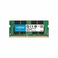 More details for crucial 16gb (1 x 16gb) pc4-21300 (ddr4-2666) memory (ct16g4sfra266)