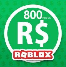 Roblox Robux 1000 Ebay