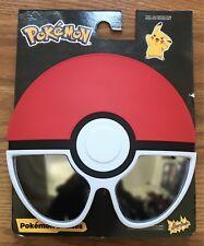 New Party Costumes Sun-Staches Pokemon Poke Ball Sunglasses SG2766