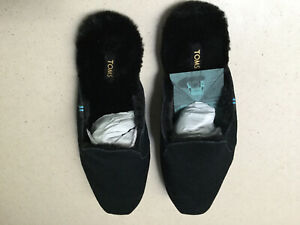 Tom's Women's Slippers Size 8 for sale