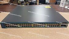 Cisco WS-C3560E-48TD-E Gigabit switch 3560E-48TD-E WS-C3560E-48TD-S 3560E-48TD-S
