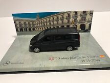 MERCEDES-BENZ VIANO Paul's Minichamps Die-Cast 50 Year Anniversary Vitoria Plant
