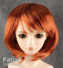 """Fatiao - Dollfie SD 1/3 BJD 9-10"""" Carrot Mohair Doll Wig"""
