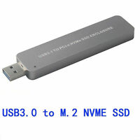 NVMe SSD to USB 3.0 Adapter Converter For PCIE M.2 2280 SSD External Drive