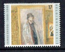 Belgium 1999 James Ensor Art MNH Single Stamps With Israel