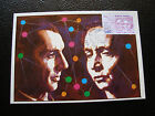FRANCE - carte 1er jour 26/6/1982 (frederic et irene joliot-curie) (cy40)french