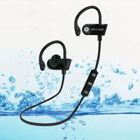 Bluetooth Ear Hook Wireless Sports Stereo Waterproof Headset Earphone for iPhone