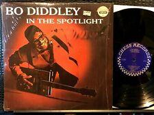 Bo Diddley: In The Spotlight Vinyl LP Chess CH-9264 Shrink Road Runner Near Mint
