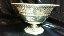 Candy Dish Silver ??? Made In England