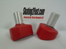 Sure Grip New Replacement Adjustable Toe Stop Red for Quad Roller Skates
