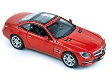 Norev Mercedes Benz Sl500 Cabriolet 2012 Rouge 1/43 351340