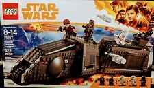 LEGO Star Wars 75217 Imperial Conveyex Transport w/ Chewbacca / Han Solo 2 pcs.