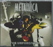METALLICA - THE UNFORGIVEN II 1998 UK CD SINGLE PART 3 VERTIGO METCX 17