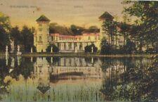 AK, Grafik, Rheinsberg Mark - Blick auf das Schloß vom Wasser, 1916; 5026-102
