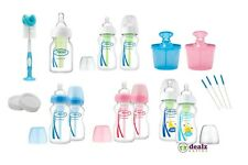 Dr Browns Natural Flow Options Wide Neck Baby Feeding Bottle