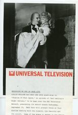 LESLIE NIELSEN PHANTOM OF THE OPERA ROD SERLING NIGHT GALLERY 1971 NBC TV PHOTO