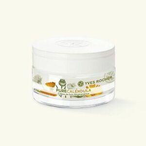 Yves Rocher PURE CALENDULA , Day/Night Regenerating Cream, 50ml, NIB, EXP:2022
