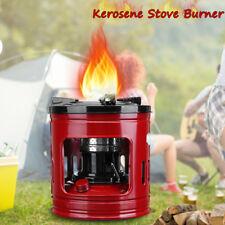 Portable Handy Outdoor 8 Wick Kerosene Stove Burner Camping Picnic Oil Heaters