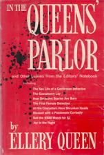 In the Queen's Parlor - Ellery Queen - 1st/HC/DJ - Rare